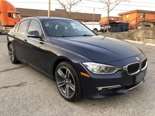 Used 2014 BMW 3 Series 328i Xdrive I NAVIGATION for sale in Toronto, ON