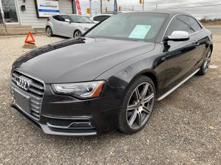 Used 2013 Audi S5 ** reduced** Auto Premium, all accidents, no accidents for sale in Halton Hills, ON