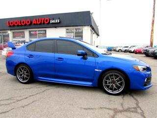 Used 2017 Subaru Impreza WRX STi STI SPORT TECH NAVIGATION CAMERA CERTIFIED WARRANT for sale in Milton, ON