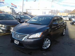 Used 2014 Nissan Sentra SV Luxury Navigation/Camera/Sunroof/Htd Seats for sale in Mississauga, ON