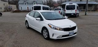 Used 2017 Kia Forte LX for sale in Kitchener, ON