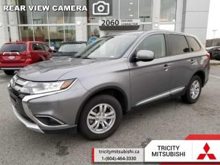 Used 2018 Mitsubishi Outlander ES  - Bluetooth -  Heated Seats for sale in Port Coquitlam, BC