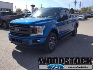 New 2019 Ford F-150 XLT  302A, SUPERCAB, XLT SPORT PKG for sale in Woodstock, ON