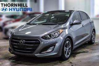 Used 2016 Hyundai Elantra GT GLS  Heated Seats, Bluetooth, Sunroof, Push Start Ignition for sale in Thornhill, ON