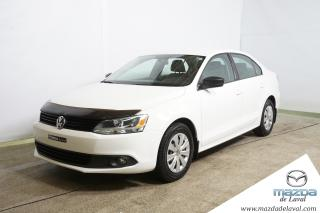 Used 2013 Volkswagen Jetta 2.0l Trendline A6 for sale in Laval, QC