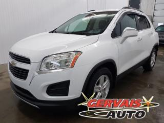 Used 2015 Chevrolet Trax Lt Mags Bluetooth for sale in Trois-Rivières, QC