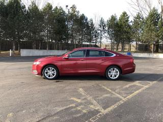 Used 2014 Chevrolet Impala 2LT FWD for sale in Cayuga, ON