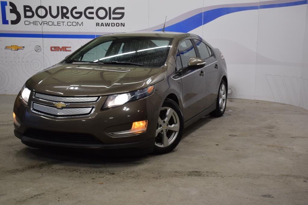 Used 2014 Chevrolet Volt Navigation Grp For Sale In Rawdon Quebec