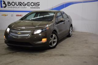 Used 2014 Chevrolet Volt Navigation, Grp for sale in Rawdon, QC
