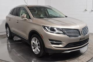 Used 2015 Lincoln MKC Awd 2.0l Cuir Nav for sale in St-Constant, QC