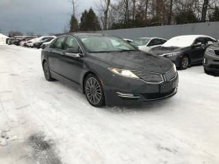 Used 2014 Lincoln MKZ Awd V6 Cuir Toit for sale in St-Constant, QC