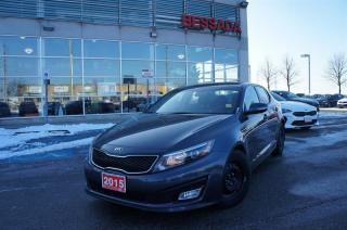 Used 2015 Kia Optima LX AT for sale in Pickering, ON