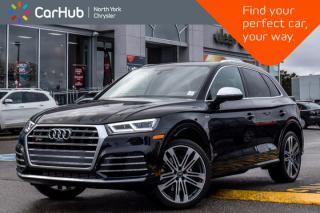 Used 2018 Audi SQ5 Technik|PanoSunroof|Bang&Olufsen|Nav|KeylessGo|21