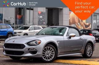 Used 2018 Fiat 124 Spider Classica|KeylessGo|BackUpCam|SatRadio|Bluetooth for sale in Thornhill, ON