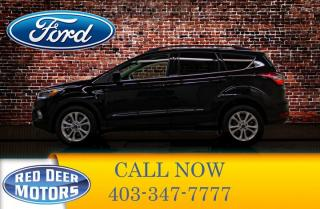 Used 2018 Ford Escape AWD SEL Leather Roof Nav for sale in Red Deer, AB