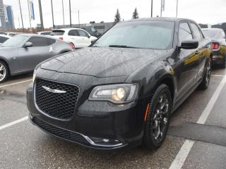 Used 2017 Chrysler 300 S LEATHER/ALL WHEEL DRIVE/8.4 INCH TOUCH SCREEN for sale in Concord, ON