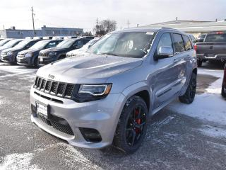 New 2019 Jeep Grand Cherokee SRT HIGH PERFORMACE BRAKES AND AUDIO/ DUAL-PANE SU for sale in Concord, ON
