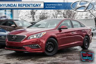 Used 2015 Hyundai Sonata LTD NAVIGATION for sale in Repentigny, QC