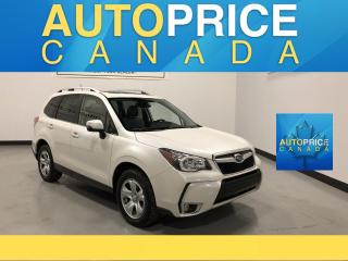 Used 2015 Subaru Forester 2.0XT Limited Package 2XT LIMITED|NAVI|PANOROOF|LEATHER for sale in Mississauga, ON