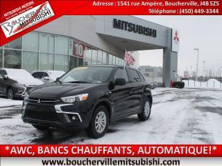 Used 2018 Mitsubishi RVR Se 4x4, A/c, Apple for sale in Boucherville, QC