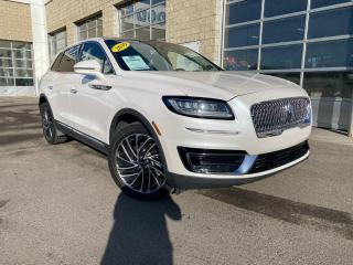 Used 2019 Lincoln Nautilus Reserve ***PRICE REDUCED*** 2.7L, NAVIGATION, SUNROOF, HEATED STEERING WHEEL, NO ACCIDENTS for sale in Calgary, AB