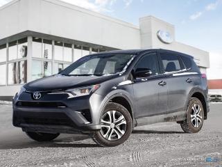 Used 2016 Toyota RAV4 LE for sale in Winnipeg, MB