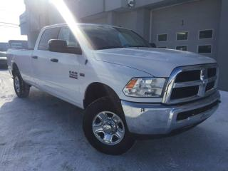 Used 2016 RAM 2500 SLT CREW CAB CAISSE 8' for sale in St-Malachie, QC