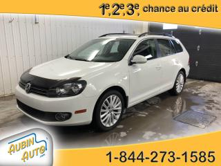 Used 2014 Volkswagen Golf Wagon Édition Wolfsburg 4 portes for sale in St-Agapit, QC