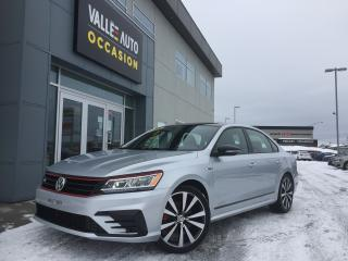 Used 2018 Volkswagen Passat V6 Gt Gps,camera for sale in St-Georges, QC