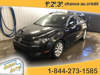 Used 2013 Volkswagen Golf Wagon 4 portes TDI Comfortline manuel for sale in St-Agapit, QC