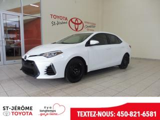 Used 2017 Toyota Corolla Se Caméra De for sale in Mirabel, QC
