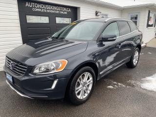 Used 2015 Volvo XC60 3.2 Premier for sale in Kingston, ON