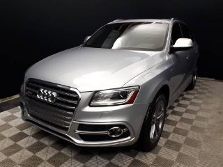 Used 2017 Audi SQ5 TECHNIK - Two Sets of Rims and Tires for sale in Edmonton, AB