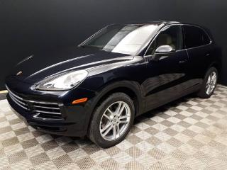 Used 2019 Porsche Cayenne - New Generation! for sale in Edmonton, AB