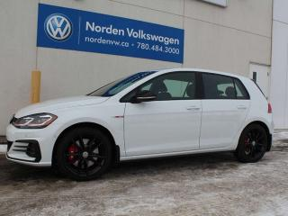 New 2019 Volkswagen Golf GTI GTI RABBIT for sale in Edmonton, AB