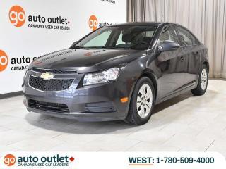 Used 2014 Chevrolet Cruze 2LS; AUTO for sale in Edmonton, AB