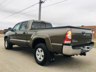 Used 2009 Toyota Tacoma Double Cab Long Bed 4WD for sale in Mississauga, ON