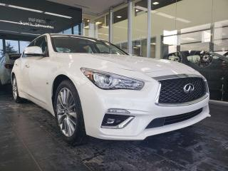 New 2019 Infiniti Q50 LUXE W/ Esseantials Package for sale in Edmonton, AB