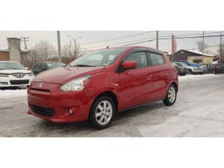 Used 2014 Mitsubishi Mirage SE for sale in St-Jérôme, QC