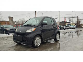 Used 2009 Smart fortwo Pure for sale in St-Jérôme, QC