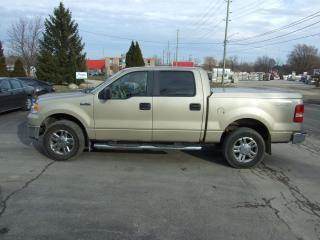 Used 2008 Ford F-150 XLT for sale in Waterloo, ON