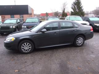 Used 2011 Chevrolet Impala LS for sale in Waterloo, ON