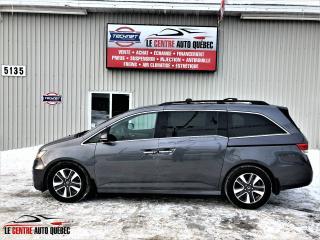 Used 2014 Honda Odyssey Familiale tourisme. 4 portes avec RES et for sale in Québec, QC