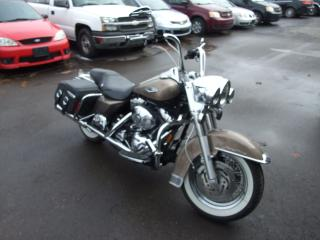 Used 2004 Harley-Davidson ROAD KING for sale in Waterloo, ON