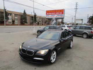 Used 2010 BMW 7 Series 750i xDrive for sale in Toronto, ON