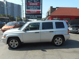 Used 2009 Jeep Patriot SPORT/ 4X4/ ALLOYS / NEW BRAKES / CERTIFIED /MINT for sale in Scarborough, ON