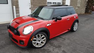 Used 2009 MINI Cooper S S JOHN COOPER WORKS for sale in Oakville, ON