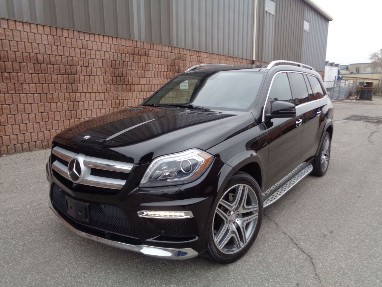 2015 Mercedes-Benz GL550 ***SOLD***