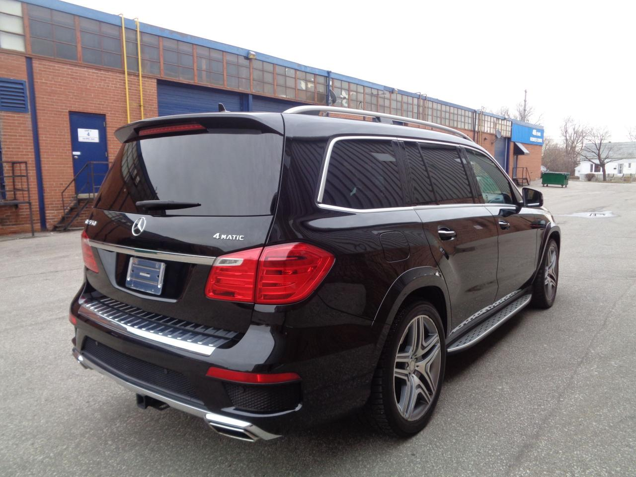 2015 Mercedes-Benz GL550