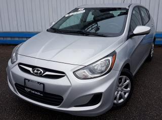 Used 2013 Hyundai Accent GL Hatchback *HEATED SEATS* for sale in Kitchener, ON